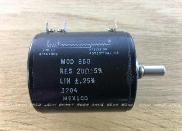 [VK] مقياس فرق الجهد MOD860, أصلي ، متعدد الحلقات ، مقاومة قابلة للتعديل ، مفتاح 0.02K