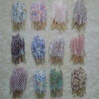 plumas 20pcslot beautiful miniature goose wing feathers for craftsearrings12 designsgoose plumeplumas decorativas