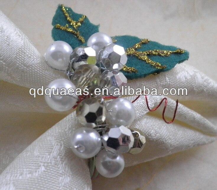 free shipping  christmas napkin ring