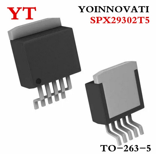 10 PCS SPX29302T5 29302 SPX29302 voltage regulator TO-263-5  Best quality