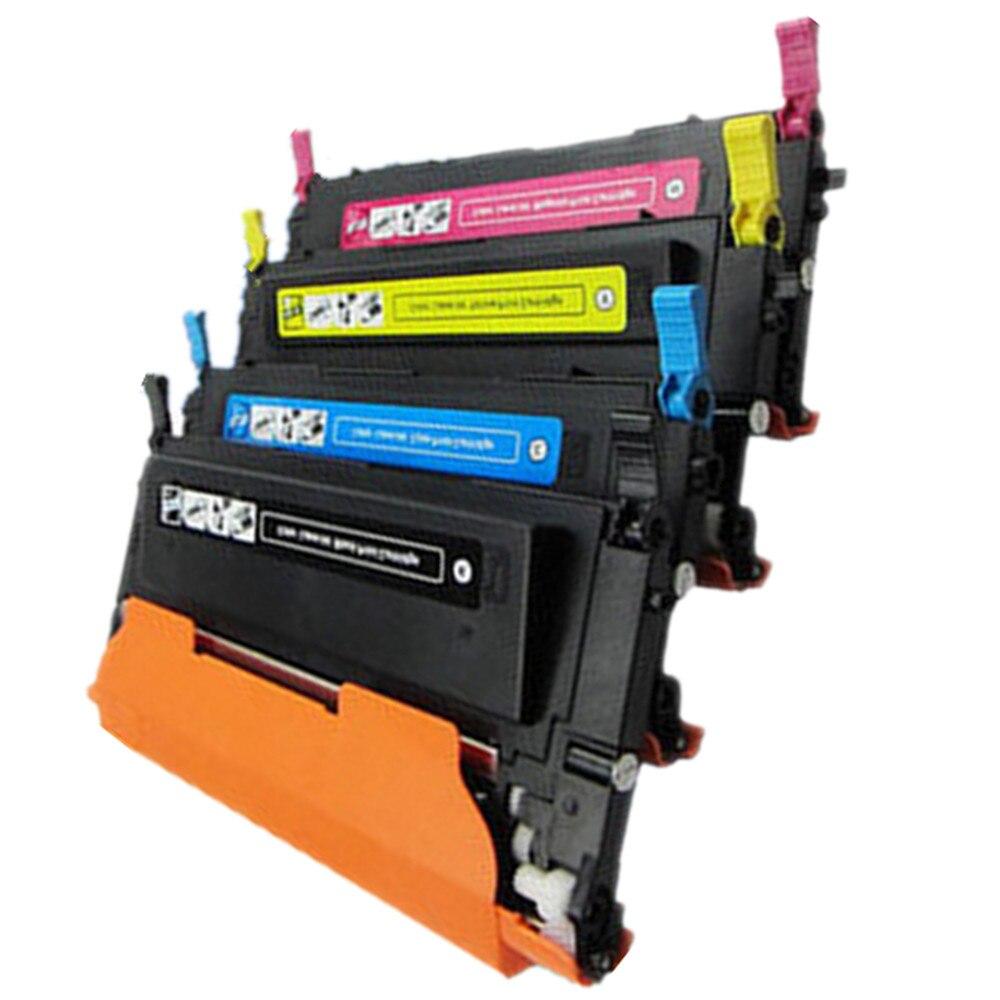 CLT-407S CLT-K407S K407S CLT-K409S CLT-409S K409S 409 cartucho de tóner de reemplazo para CLX3170 CLX3175 CLX3185FN CLP-320