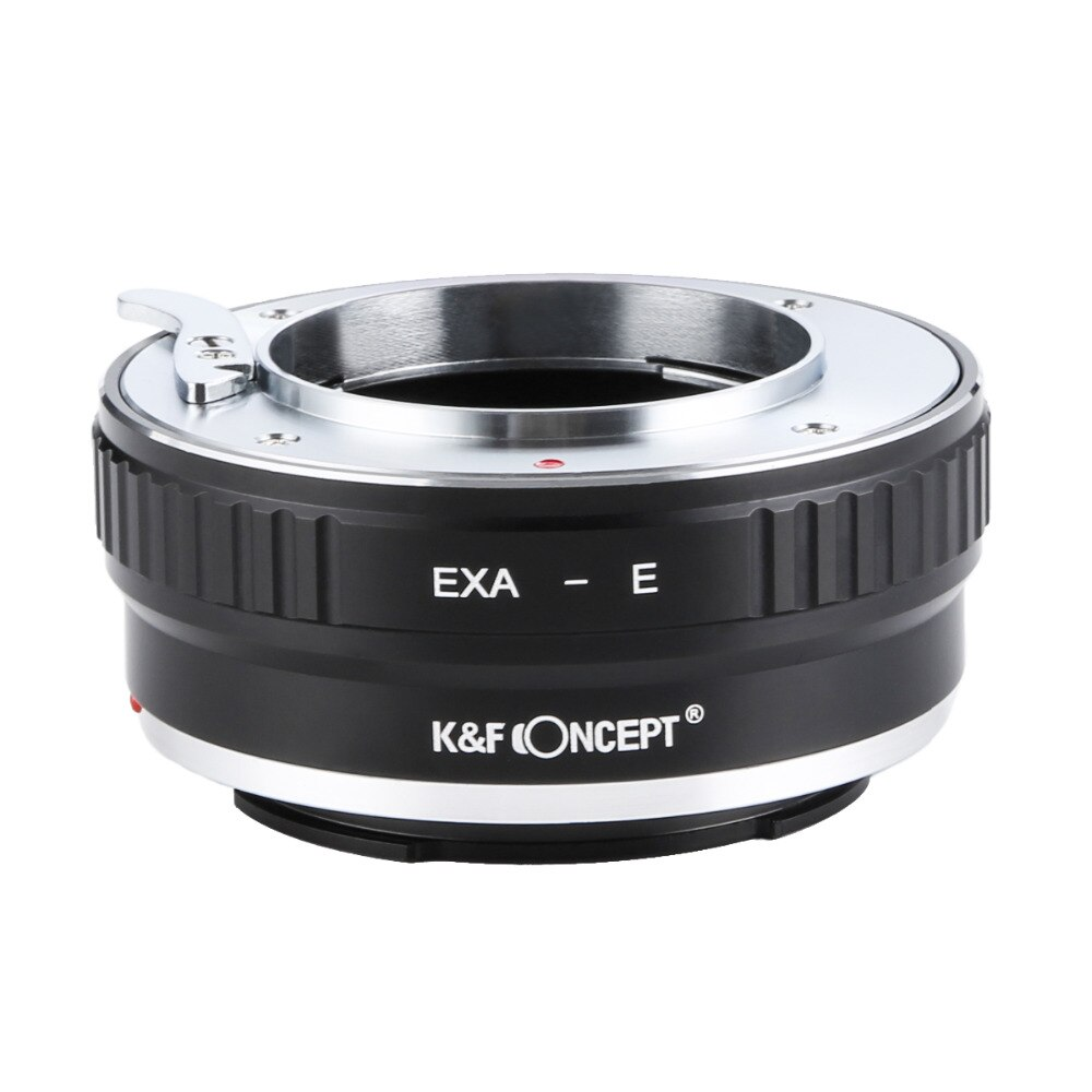 K & F Concept EXA-NEX переходное кольцо объектива для крепления объектива EXAKTA к корпусу камеры Sony E Mount
