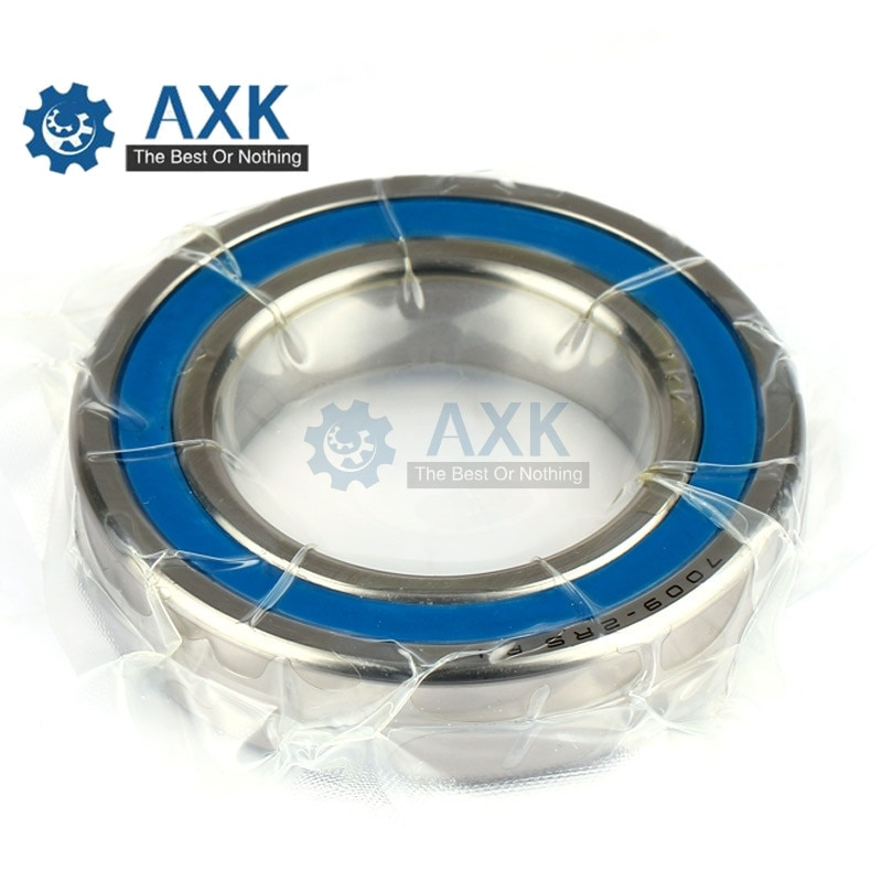 AXK 7200, 7201, 7202, 7203, 7204, 7205-2RZ P5 angular de alta precisión teniendo contacto máquina de grabado con un solo