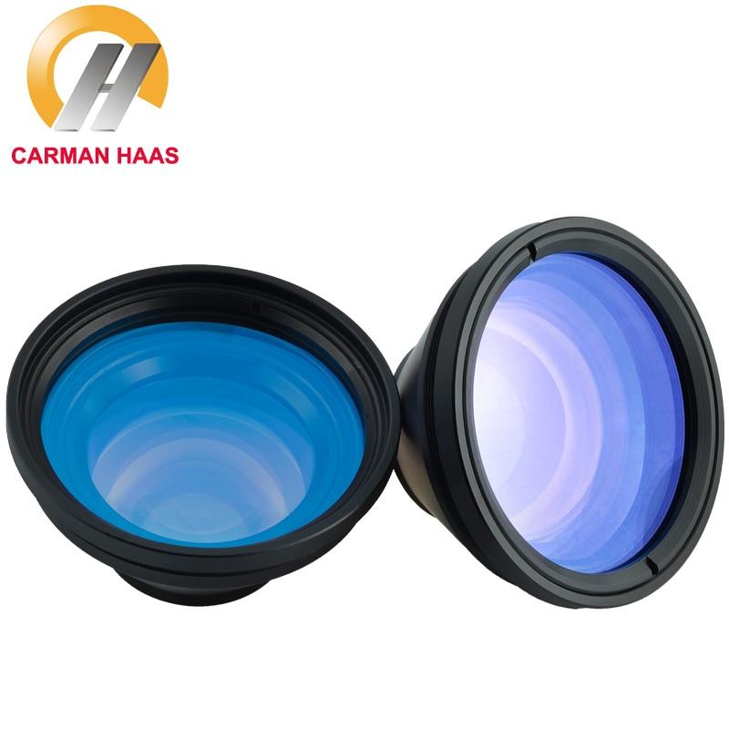 CARMANHAAS Laser Scan Lens F Theta Lens For Laser Marking Machine