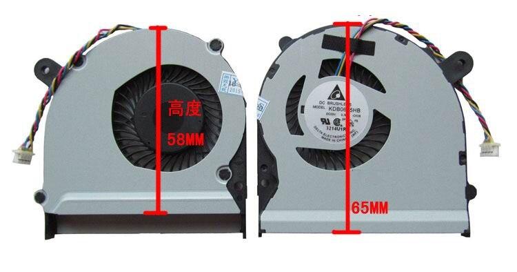 SSEA Новый охлаждающий вентилятор для ноутбука ASUS S400 S400C X402C X402E S400CA S400E