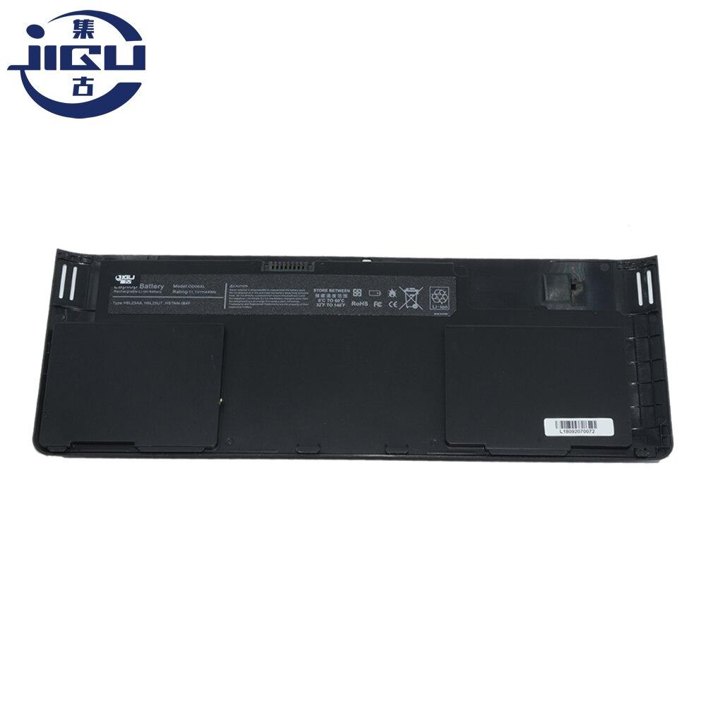 JIGU بطارية كمبيوتر محمول HSTNN-IB4F W91C 698943-001 H6L25AA OD06XL ODO6XL لإتش بي EliteBook تدور 810 G3 830 6 خلايا