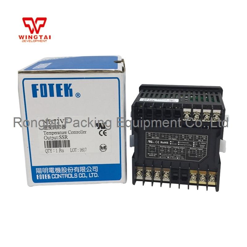 Taiwan Fotek NT Series NT-72VE Fuzzy Self-adaptive PID PID + Fuzzy Intelligent Temperature Controller