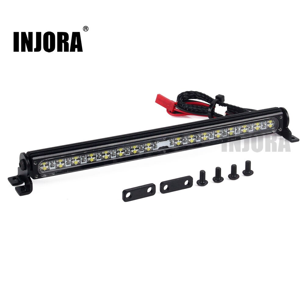 Trx4 Metall LED Dach Lampe Licht Bar für 1/10 RC Crawler Traxxas Trx-4 Trx 4 SCX10 90027 & SCX10 II 90046 90047