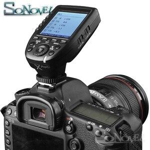 Image 5 - Godox Xpro C/N/O/S/F/P 2,4G TTL беспроводной передатчик триггера X СИСТЕМА HSS 1/8000s для Canon Nikon Sony Olympus Fuji