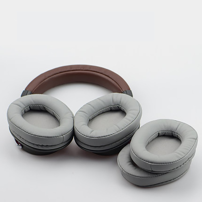 Soft Replacement Earpads Ear Pads Cushion for ATH-MSR7 for Sony M50X M20 M40 M40X SX1 Headphones High Quality 1.22 enlarge