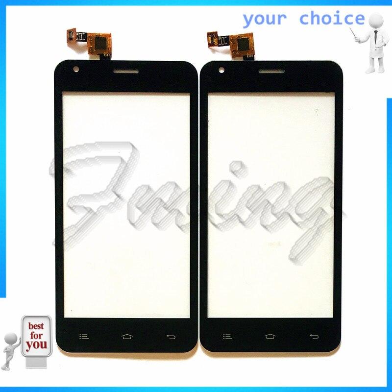 RUBINZHI teléfono móvil Sensor de pantalla táctil digitalizador para pantalla táctil Ark s451