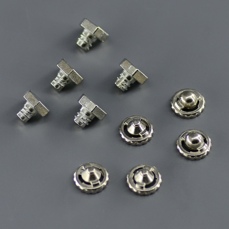 10pcs/pack Beyblades Part 5 Metal Face Bolts 5 Performance Tip beyblad spinning top fight parts metal face bolts performance tip pack 6pcs lot