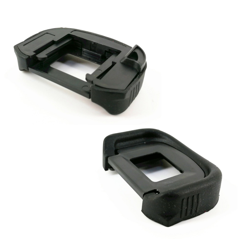 De visor, por ejemplo, Eyecup ocular extensores para Canon 5D Mark III IV 3 5DS 5DSR 7D MK2 1DX 7D Mark II 1DS 1D Mark III IV II