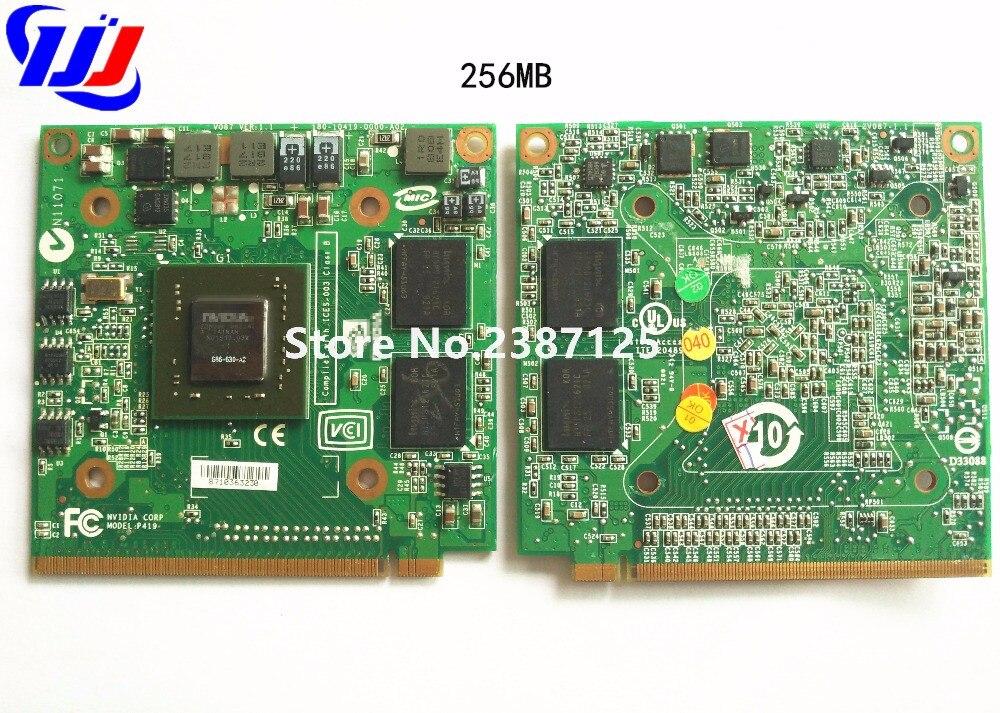 Dla modelu Aspire 7520G 4520G 7720G 5920G 5520G Laptop z serii nV id i GeForce 8400 8400M GS MXM II DDR2 256MB grafika VGA