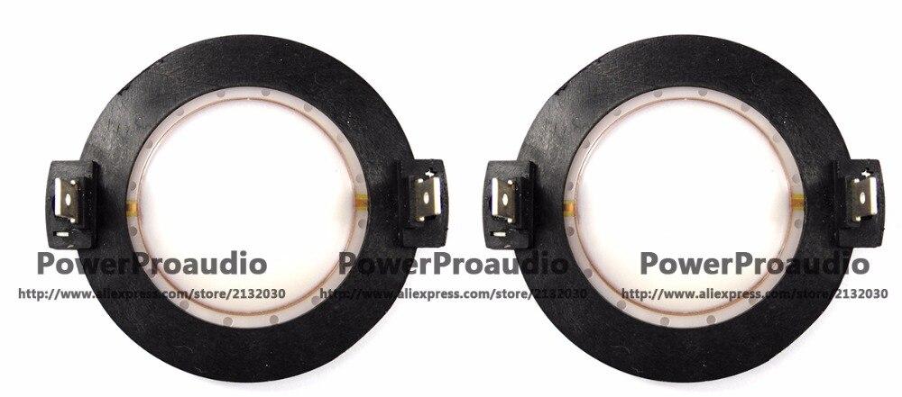 2pcs RCF ND350 CD350 8 ohm High Quality Diaphragm