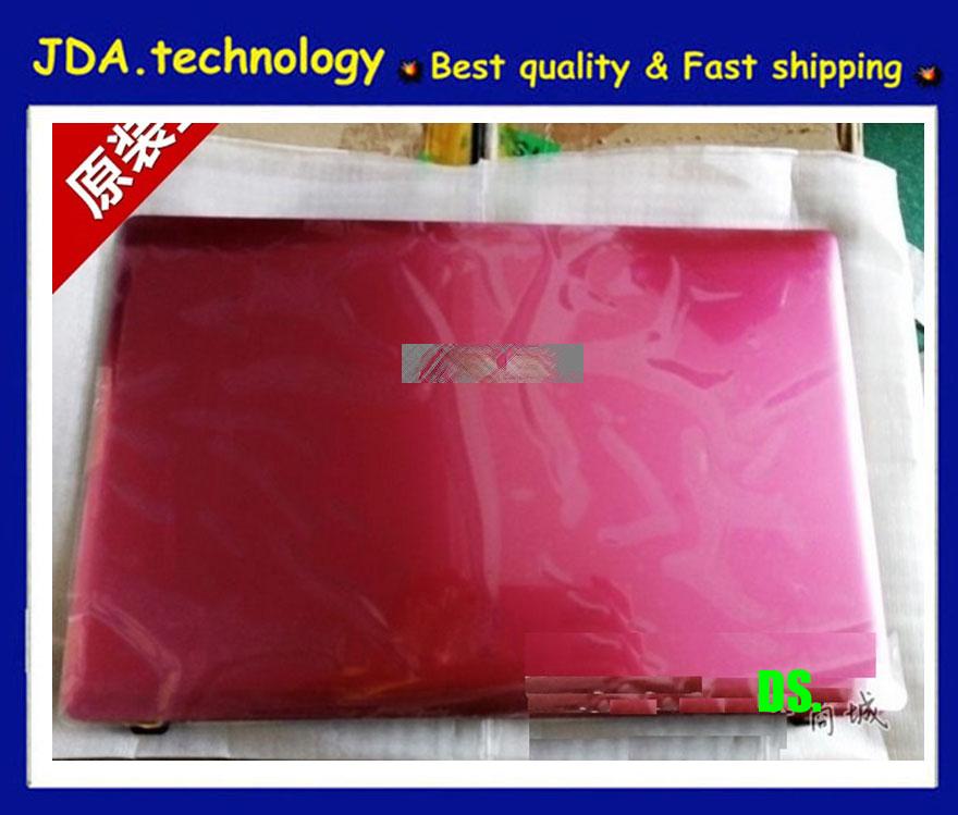 Wellendorff nuevo/Orig tapa superior de LCD para ASUS K55 K55V K55VD A55V K55A X55 U57A contraportada funda trasera A cover A shell, Rojo
