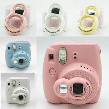 Yeni Selfie ayna Fujifilm Instax kamera Mini 8 Mini 7s Mini 9 öz portre ayna yakın çekim Lens selfie anlık kamera
