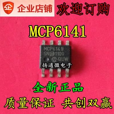 Envío gratuito MCP6141 MCP6141-I/SN MCP6141-E/SN MCP6141I