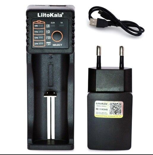 2019 liitokala lii402 lii202 lii100 18650 carregador 1.2 v 3.7 v 3.2 v aa/aaa nimh li ion bateria carregador inteligente 5 v 2a ue/eua/reino unido plug