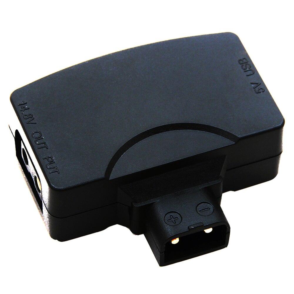 Connecteur adaptateur d-tap vers USB le moins cher 5V pour batterie de caméra à montage en V Anton/Sony