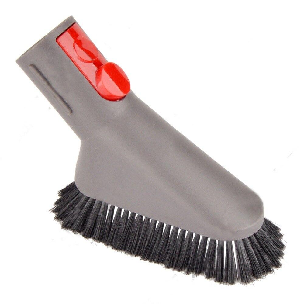 Suave polvo cepillo para Dyson V7 V8 V10 absoluta adaptador de piezas de repuesto Accesorios