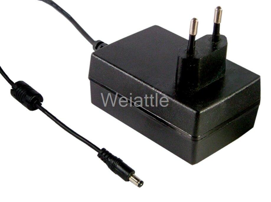MEAN WELL оригинальная фотолампа, диагональ 18 в, 1,38 А, meanwell GS25E18, Напряжение 18 в, мощность 25 Вт, фотолампа