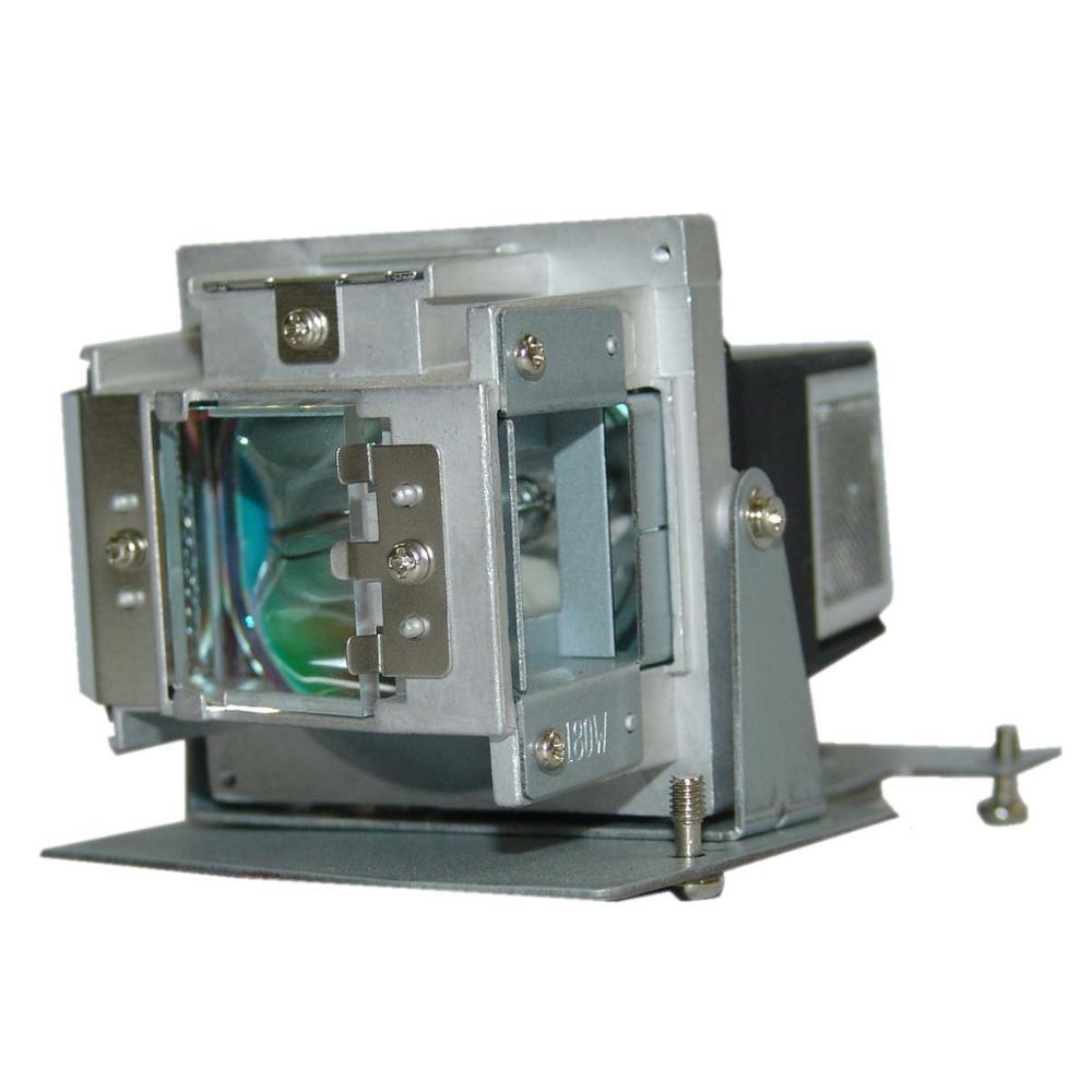 HAPPYBATE SHP136 bombilla de proyector 5811116320-S para Vivitek D510 D511 D508 D509 D512-3D D513W con carcasa