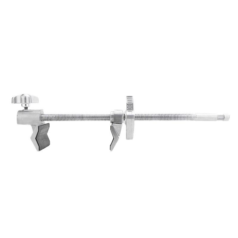 "10 ""extremo mandíbula tornillo de banco agarre Cámara 5/8"" Pin 420mm de largo con apertura 16mm-265mm"