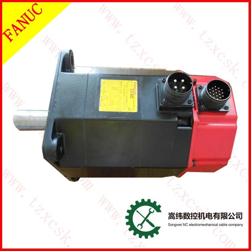 Fanuc AC servo motor A06B-0247-B101 alfa si 22/3000 CNC máquina