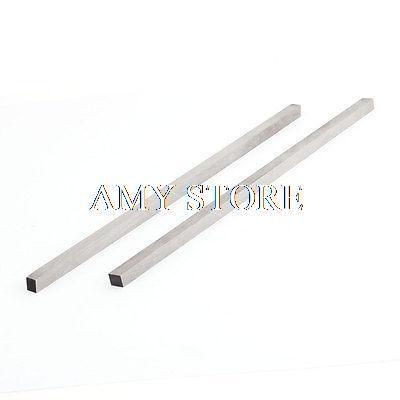 2 uds. 6mm x 6mm x 200mm HSS herramienta de corte broca de corte Barra de mandrinado para tornos
