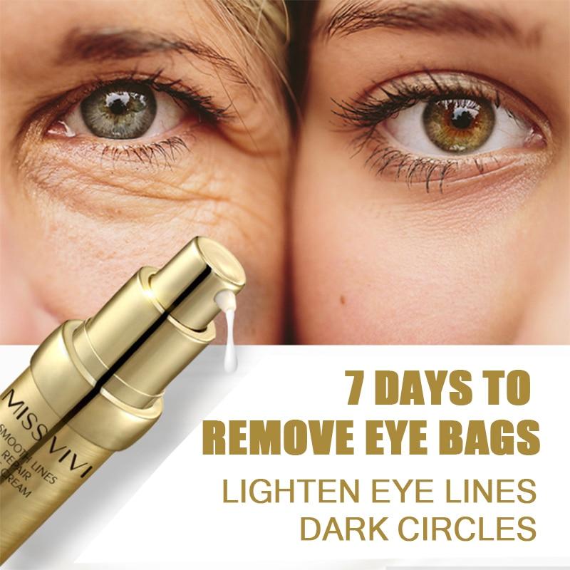 Крем для глаз против морщин rimpel возраст под глазами средство для удаления темных кругов Восстанавливающая Сыворотка лифтинг крем для глаз анти аттракционы гиалуроник