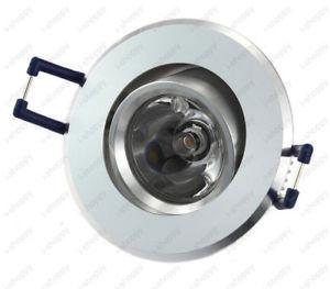 LOT 10X 1W LED Recessed Ceiling Light Fixture Lamp Bulb