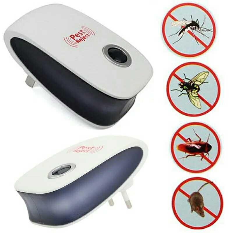 Электронный убийца комаров, ультразвуковой отпугиватель крыс, репеллент, ловушка для грызунов