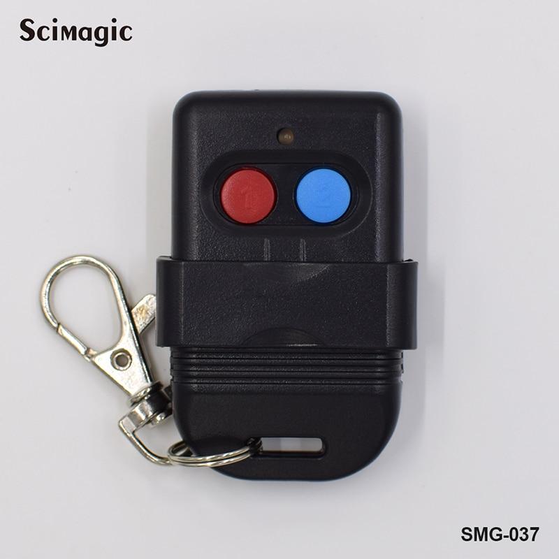 1pcs Singapore malaysia 5326 330mhz dip switch auto gate duplicator remote control key fob