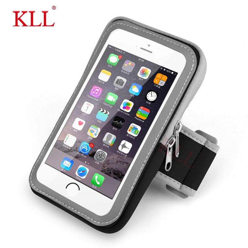 Универсальный водонепроницаемый мобильный телефон, спортивный чехол с повязкой на руку для iPhone, для бега, телефона, повязки на руку, держатель для телефона, сумка