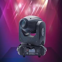 Iluminación con cabeza giratoria de 60W, foco de prisma facial de 3 canales con rotación Gobos DMX 10/12, iluminación para conciertos de DJ Cyclorama