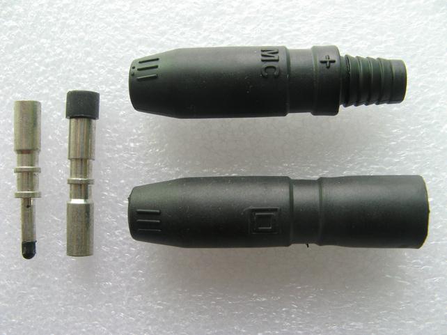 5 unids/lote conector MC3 Solar, enchufe macho y hembra, Conector de panel Solar, conector Pv, conectores MC3, certificación TUV