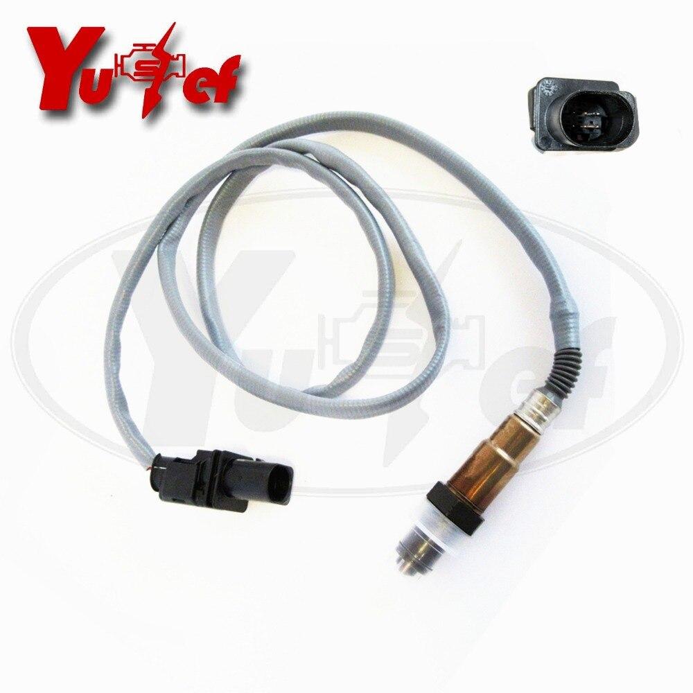 Sensor de oxígeno O2 para BMW 1 E82 E88 3 E90 E91 E92 E93 Z4 E89 135i 335i xi xDrive 11787558087 / 0 258 017 102 / 0258017102 Lambda