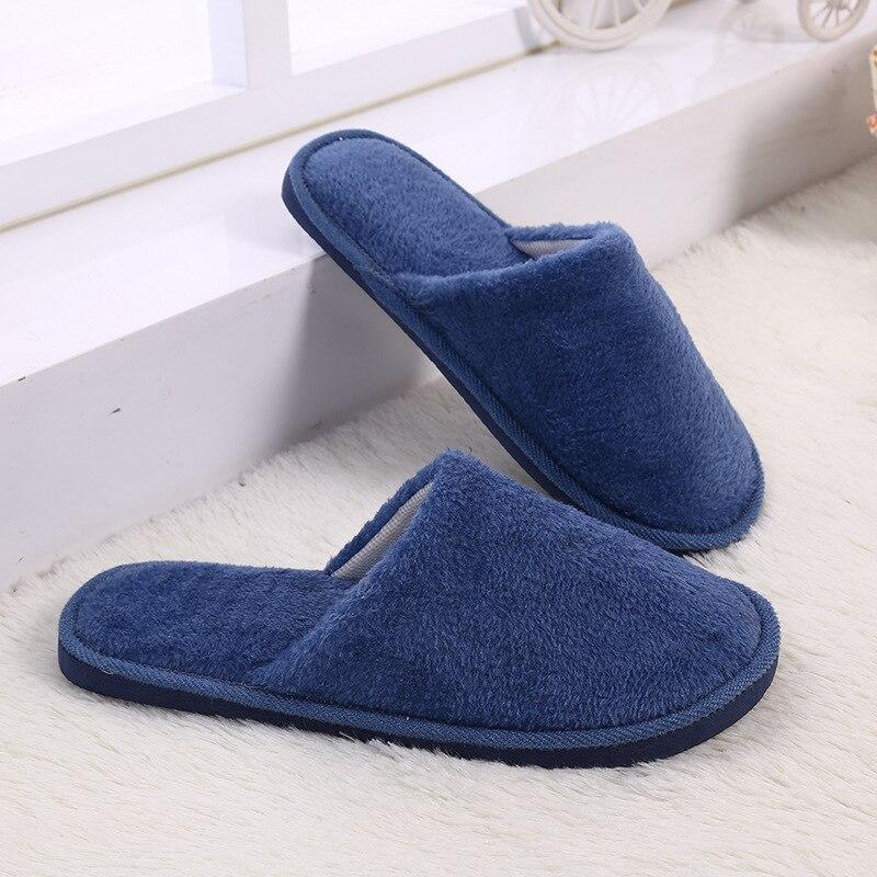 Zapatillas de casa de lana de Color caramelo para mujer, zapatos de Casa de lana de invierno para los amantes del suelo, zapatos planos cálidos y suaves, zapatos de interior sin cordones para hombre
