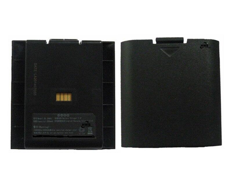 2pc Hohe qualität 7,4 V 2000mAh lithium-ionen-akku BL-2000A für Hallo-Ziel iHand18 Handheld computer
