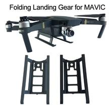Folding Landing Gear Kits for Mavic Pro Platinum camera drone Height Extender Leg Guard Protector portable leg