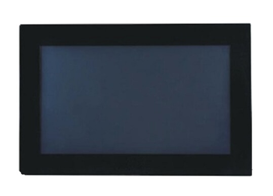 17 inch Industrial Panel PC, i3-4005U CPU/4GB DDR3L/500GB HDD, 5-w touch screen, Wide Screen, Fan-less Design Touch Panel PC