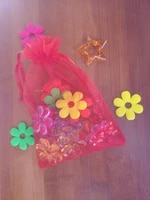 1000pcs 3040cm pure red organza gift bag jewelry packaging display bags drawstring pouch for braceletsnecklace yarn bag