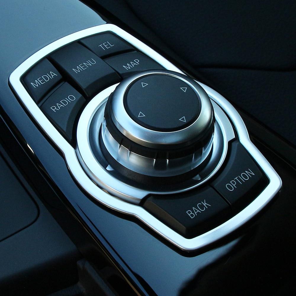 Крышка мультимедийных кнопок VCiiC для BMW 1, 3, 4, 5, 7, серия X1, X3, X4, X5, X6 2013-2014, E81, E87, F30, F31, F34, F32