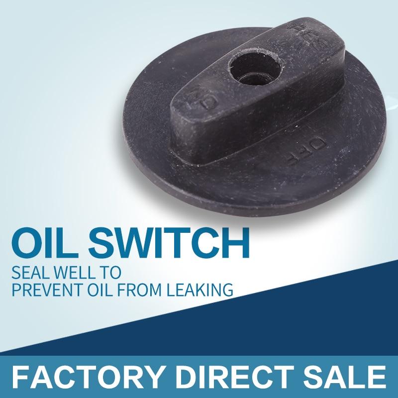 Oil Tank Cock Switch Valve Petlock Oil Systen Switch Fuel Supply Valve Handle For HONDA CBR250 CBR250RR VTZ250 MC17 MC19 MC14