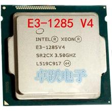 E3-1285V4 CPU 3.50GHz 6M LGA1150 Quad-core Desktop E3-1285 V4 processor  E3 1285 V4 E3 1285V4