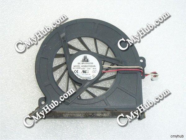 Para Samsung NP P480 P710 P510 P560 P580 R503 R505 R508 R509 R510 R700 R710 BA31-00056A BA31-00078A MCF-919BM05 de refrigeración de la CPU ventilador