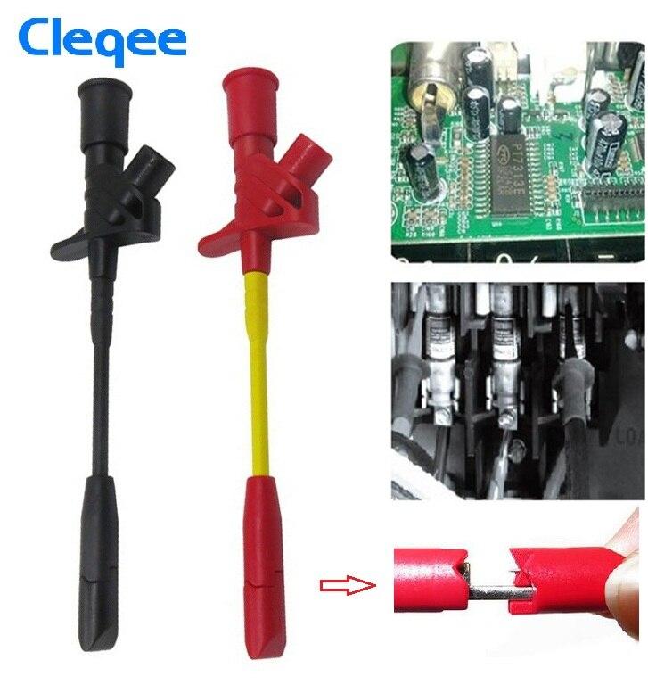 Клипсы Cleqee P5005 профессиональные для пирсинга, 10 А, 2 шт.