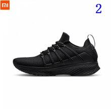 Кроссовки Xiaomi 3/обувь 2/обувь 1 спортивная обувь кроссовки 2 система фиксации Fishbone эластичные трикотажные беговые кроссовки для мужчин