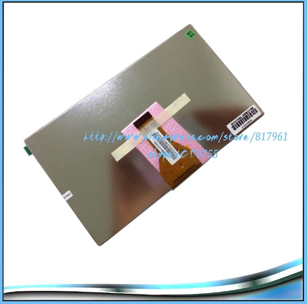 "164*97mm 30 pin nueva pantalla LCD 7 ""para irbis TX49 LCD pantalla Panel lente Módulo de pantalla reemplazo"